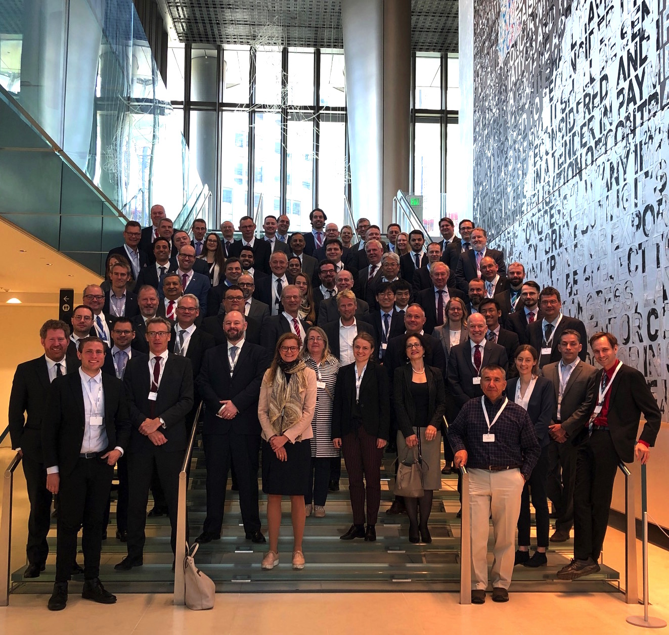 3rd Arctic Shipping Best Practice Forum, Unites States' Embassy, London 2019