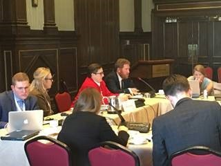 Arctic-Council-Protection-of-Arctic-Marine-Environment-Working-Group-Chateau-Frontenac-Quebec-City-Canada-12-February-2018.